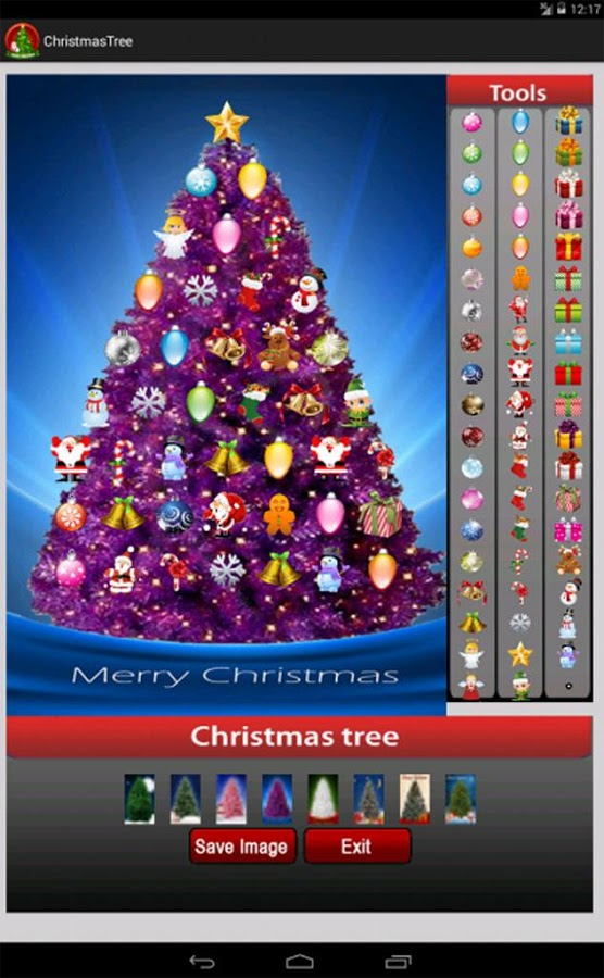 Christmas Tree Decorator Image 1